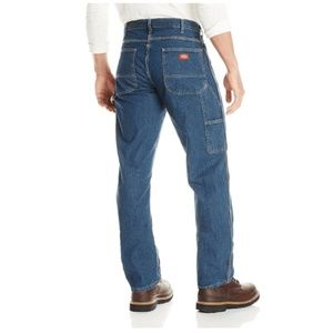 Dickies Carpenter Jeans 32x30 NWT relaxed fit mens